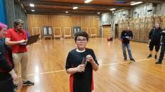 Raphael vinner av klasse recurve-5.