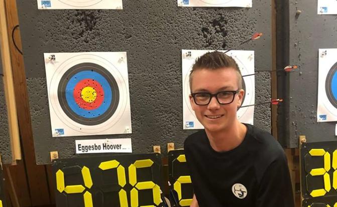 Mulig ny norsk rekord av Elliot